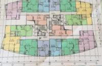 Bán gấp căn hộ 3PN chung cư CT2 Yên Nghĩa, diện tích 90.3m2, cửa Đông Nam, liên hệ: 0978967149