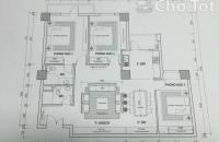 Chính Chủ bán căn hộ 17T2 Hapulico 128m2 nội thất đầy đủ