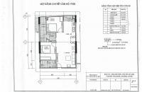Bán căn hộ ct2 Yên Nghĩa, diện tích 69.8m2, cửa ĐN, 2pn - 2wc, liên hệ chính chủ: 0978 967 149