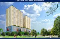 Chung cư Lộc Ninh Singashine khai trương căn hộ mẫu, ưu đãi, quà tặng khủng LH: 0977197588