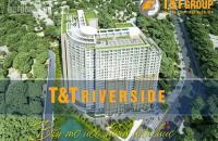 Chung cư T&T Riverview 440 Vĩnh Hưng, chỉ với 1,1 tỷ cho căn hộ 2 phòng ngủ