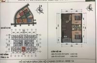 Bán căn 2 phòng ngủ giá gốc rẻ chung cư Thanh Hà Cienco 5