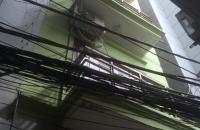 Bán nhà phân lô ngõ 97 Văn Cao, 46 m2 x 5 tầng, mặt tiền 4.6m, 5.5 tỷ