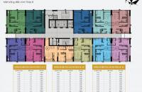 CC cần bán căn tầng 1911 B DT: 65.9m2 CC Golden An Khánh tòa 32T giá: 1 tỷ/căn. LH: 0934646229