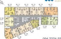 Chính chủ cần bán chung cư FLC 36 Phạm Hùng, căn 1601, DT 98m2 giá 24tr/m2. LH 0986854978