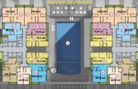 Cần bán căn hộ 2PN, 2VS cửa Bắc, ban công Nam CC Five Star