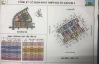 Cần bán căn 9- 28 HH02 Thanh Hà Cienco 5, giá chỉ 10 triệu/m2