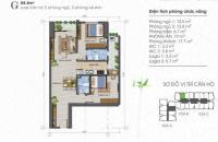 Bán căn hộ chung cư Ecolife - Viện Kiểm Sát nhân dân tối cao (Căn chính chủ).