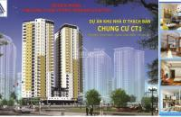 Chính chủ bán gấp chung cư CT1 Thạch Bàn, Long Biên, DT 98.69m2, tầng 1608A, giá 14tr/m2