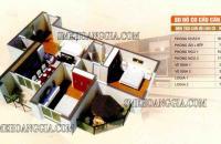 ( GẤP! 0985354882 ) Bán nhanh CC SME Hoàng Gia, căn góc 18C6 DT: 96m2, giá 16tr/m2.
