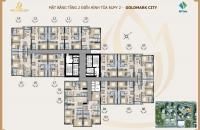 Chính chủ cần bán GẤP CH Goldmark City-136 Hồ Tùng Mậu căn 2 PN, 74,55m2 giá chỉ  24tr/m2.0985.354.882
