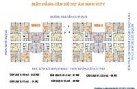 ( HOT )Bán Cắt Lỗ căn hộ HD MON CITY,DT 86m2 và 61m2 giá 27 triệu/m2, bao tên, liên hệ: 0985354882