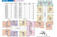 Chính chủ cần bán Gấp CC Viện 103, tầng 1610, DT: 78m2, giá 16,5tr/m2. LH: 0985354882