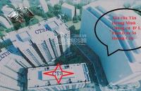 Bán gấp căn hộ 03 tầng trung CT2C chung cư Tái định cư Hoàng Cầu 71m2, LH 0984258913