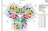 CC bán gấp căn hộ chung cư CT3 Yên Nghĩa căn tầng 1607, DT 77.38m2, giá 12.5 tr/m2 LH 0936338736