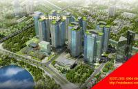 Chung cư Goldmark City tổ hợp căn hộ cao cấp nhất Bắc Từ Liêm, giá 25 triệu/m2
