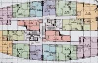 Chính chủ bán căn hộ chung cư CT2 Yên Nghĩa, căn tầng 1206 DT 121.29m2 giá 11tr/m2