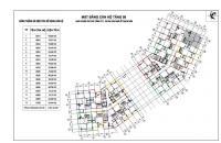 Chính chủ cần bán căn hộ chung cư CT1 Thạch Bàn .Tầng 1612 DT 63.71m2 . Giá bán 12tr/m2.LH 0983072573