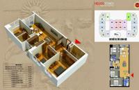 Gia đình bán căn 08 / 98,5m2 / 3pn, chung cư 75 tam trinh, giá 24tr/m2, lh 0978967149