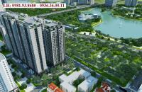 Bung 100 căn hộ giá thấp nhất khu Trung Hòa Nhân Chính