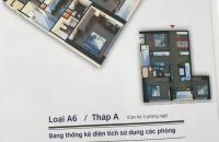 Bán cắt lỗ 200 triệu căn A6 - Chung cư Sun Square 21 Lê Đức Thọ nhận nhà ở ngay