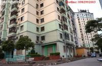 Bán căn hộ chung cư CT4,5 Yên Hòa - Cầu Giấy - Mặt đường Vũ Phạm Hàm.