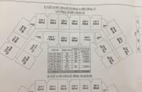 Chung cư IA20 Ciputra Nam Thăng Long giá 18.5 tr/m2 + CHênh 50tr/căn