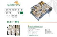 Chính chủ, cần bán lại căn A2- 2310 tòa A2 view nội khu tại dự An Bình City