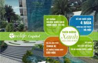 Chủ đầu tư mở bán đợt cuối căn hộ Ecolife Capitol 58 Tố Hữu với những ưu đãi chưa từng có LH 0934868555