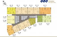 Bán căn hộ chung cư FLC Complex 36 Phạm Hùng, căn tầng 2015 DT: 131m2 giá: 26tr/m2 LH: 0989540020