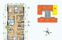 Cần bán căn hộ 137.23m2, 4PN chung cư VP2 bán đảo Linh Đàm, liên hệ: 0936872597