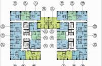 Bán căn hộ chung cư FLC Garden Đại Mỗ, căn tầng 1010 DT: 67 m2 giá bán: 18tr/m2
