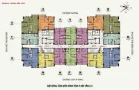 Chính chủ bán gấp chung cư CT36 Định Công căn 1211 tòa B, DT 59.8m2 giá 20.5tr/m2:0985354882