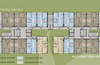 Bán căn hộ chung cư Thăng Long Victory, 1105 diện tích 60m2, giá chỉ 850tr, vào ở luôn