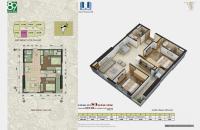 Bán chung cư 89 Phùng Hưng, 69,39m2, tầng 1503, giá rẻ 15tr/m2. LH 0981129026