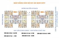 Chính chủ bán chung cư Mon City, căn 1209, DT:61.5m2, giá 28tr/m2:0981129026