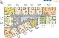 Chính chủ cần bán chung cư FLC 36 Phạm Hùng căn 1502, DT 56.5m2, giá 26tr/m2, LH 0981129026