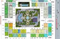 0911163663. Cần bán CC Eco Green City tòa CT3, căn 20-03 (55.53m2) và 15-06 (66.62m2), giá 25tr/m2