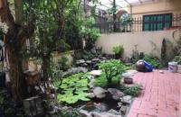 Chính chủ cho thuê biệt thự nhà vườn trong ngõ 29 phố Võng Thị, phường Bưởi, Tây Hồ, HN