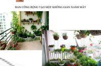 Sở hữu căn hộ sân vườn phố cổ 82 m2 chỉ với 1 tỷ đồng. LH 0934.551.591