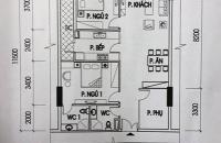 Bán suất ngoại giao 2pn/2wc chung cư cao cấp IA20 Ciputra, căn hộ 92m2, giá: 19.5tr/m2, 0978967149