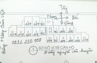 Bán căn hộ chung cư 60 Hoàng Quốc Việt, căn tầng 2002 DT: 106m2 giá bán: 26tr/m2