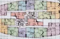 Bán căn hộ chung cư Yên Nghĩa, căn tầng 1111 DT: 69.89m2 giá: 12tr/m2. LH: 0989540020
