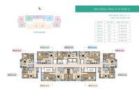 Cần bán căn hộ chung cư Báo Nhân Dân Xuân Phương Tasco tầng 1601 DT 54,1m2 giá 20tr/m2. LH 0976584893