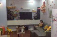 Bán CHCC tòa CT2B căn góc khu đô thị Nam Cường ngõ 234 Hoàng Quốc Việt, căn hộ đã có nội thất đẹp