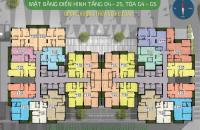 Cần bán CH chung cư Five Star Kim Giang tầng 1504 tòa G5- 76.76m2, 22 tr/m2