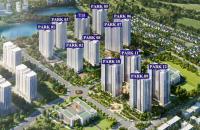 Cần bán gấp căn góc 95m2 thuộc Park Hill, thiết kế 3PN tầng trung, để lại nội thất, giá 3,1 tỷ