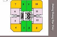Chính chủ cần bán căn góc 172m2 chung cư Diamond Flower, giá 34tr/m2. 0979 343 959