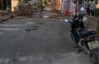 Cần Bán Nhanh Đất TĐC DT: 43,9m2 thị trấn Trâu Quỳ - Gia Lâm – Hà Nội. 01649683594