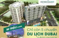 Tặng ngay 50 triệu khi sở hữu chung cư cao cấp Northern Diamond Long Biên giá từ 2,6 tỷ